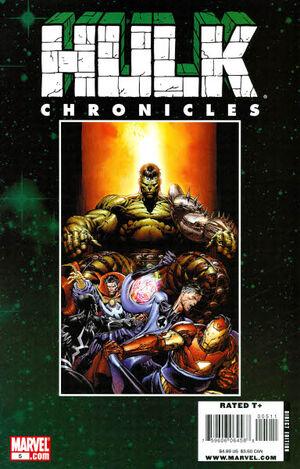 Hulk Chronicles WWH Vol 1 5
