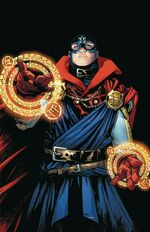 Infinity Wars Soldier Supreme Vol 1 1 Solicit