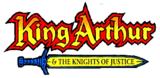 King Arthur and the Knights of Justice Vol 1 Logo