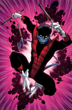 Kurt Wagner (Earth-616) from Nightcrawler Vol 4 1 001