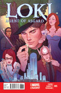 Loki Agent of Asgard Vol 1 5