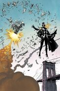 Magneto Vol 3 19 Gwen Variant Textless