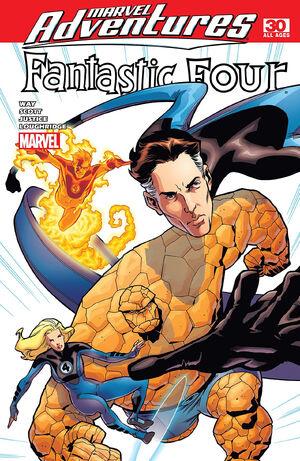 Marvel Adventures Fantastic Four Vol 1 30