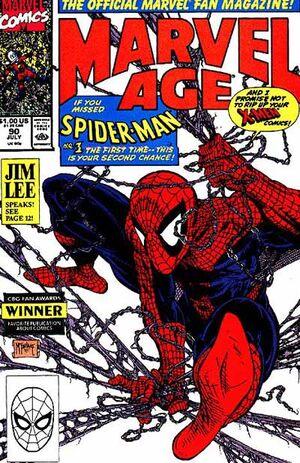 Marvel Age Vol 1 90
