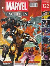 Marvel Fact Files Vol 1 122
