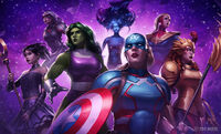 Marvel Future Fight 003 textless