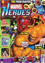 Marvel Heroes (UK) Vol 1 31