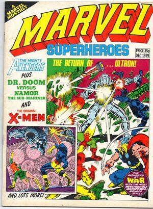 Marvel Super-Heroes (UK) Vol 1 356