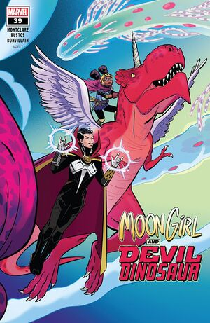 Moon Girl and Devil Dinosaur Vol 1 39