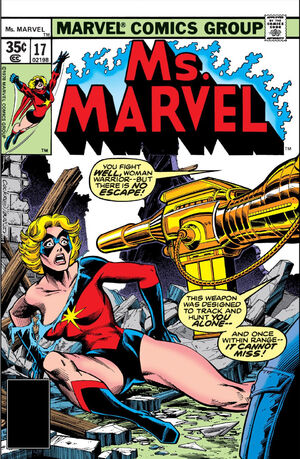 Ms. Marvel Vol 1 17