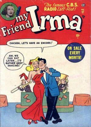 My Friend Irma Vol 1 17