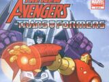 New Avengers/Transformers Vol 1 3