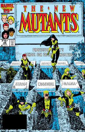 Image result for new mutants 38