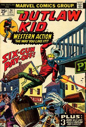 Outlaw Kid Vol 2 24