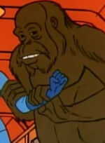 Peotor (Earth-700089) from Fantastic Four (1967 animated series) Season 1 4 0001