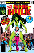 Savage She-Hulk Vol 1 1