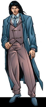 Shinobi Shaw (Earth-616) from X-Men Earth's Mutant Heroes Vol 1 1 001