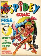 Spidey Comic Vol 1 654