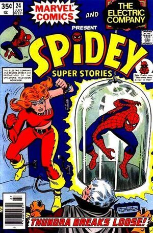 Spidey Super Stories Vol 1 24