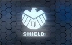 Strategic Homeland Intervention, Enforcement and Logistics Division (Earth-TRN814) Logo from Marvel's Avengers (video game) 001