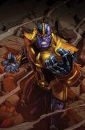 Thanos Annual Vol 1 1 Textless