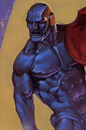 Ultron (Earth-9511) from The Last Avengers Story Vol 1 2 0001