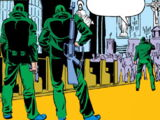 Universal Liberation Army (Earth-616)/Gallery