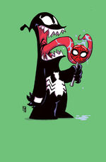 Venom Vol 1 150 Young Variant Textless