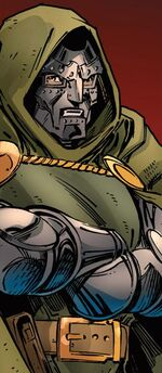 Victor von Doom (Earth-13266) from Fantastic Four Vol 4 13 001