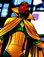 Vision (Earth-982) from Last Planet Standing Vol 1 2 001