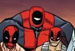 Wade Wilson (Earth-Unknown) from Deadpool Kills Deadpool Vol 1 4 0017