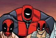 Wade Wilson (Earth-Unknown) from Deadpool Kills Deadpool Vol 1 4 0017