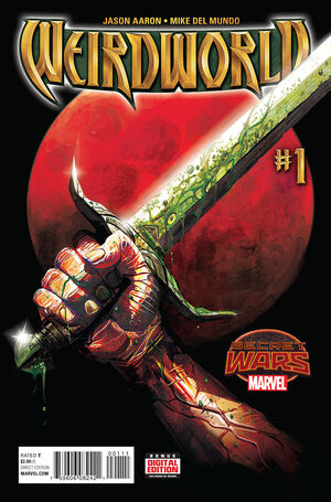 Weirdworld Vol 1 1
