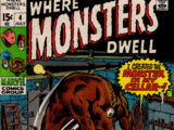 Where Monsters Dwell Vol 1 4