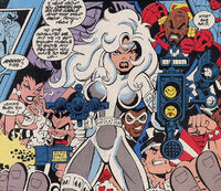 Wild Pack (Earth-TRN708) from Silver Sable and the Wild Pack Vol 1 35 0001