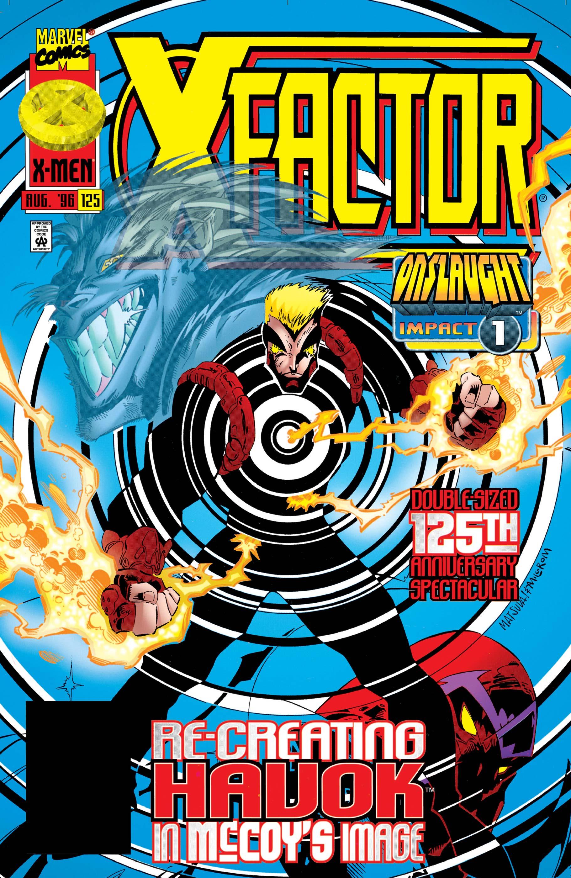 X factor vol 1 125 marvel database fandom powered by wikia x factor vol 1 125 publicscrutiny Choice Image