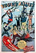 Young Allies (WWII) (Earth-616) from Amazing Comics Vol 1 1 001