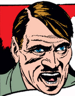 Adolf Hitler from Captain America Comics Vol 1 2 0001