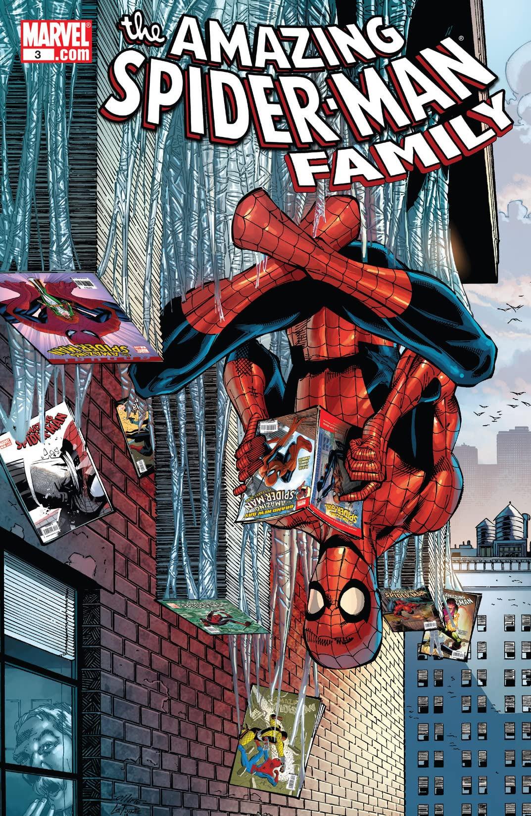Amazing Spider-Man Family Vol 1 3