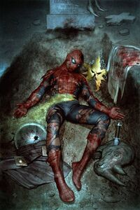 Amazing Spider-Man Vol 1 612 Variant Granov Textless