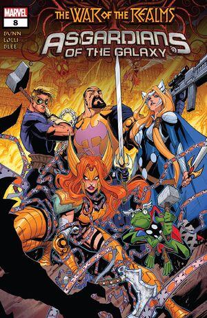 Asgardians of the Galaxy Vol 1 8