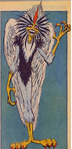 Bird-Brain (Earth-616) from Official Handbook of the Marvel Universe Vol 3 1 0001