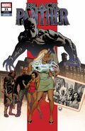 Black Panther Vol 7 21 Johnson Variant