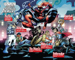 Brooklyn Avengers (Earth-616) from Web of Spider-Man Vol 1 129.1 0001