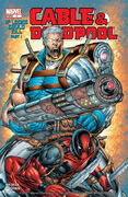 Cable and Deadpool Vol 1 1