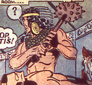 Cestis (Earth-616) from Sub-Mariner Comics Vol 1 3 001