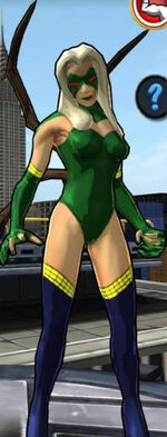 Charlotte Witter (Earth-TRN461) from Spider-Man Unlimited (video game) 001
