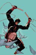 Daredevil Vol 5 2 Yu Variant Textless