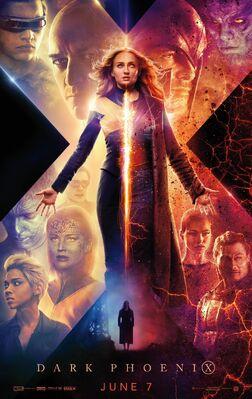 Dark Phoenix (film) poster 002