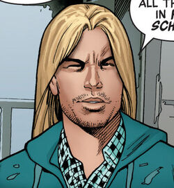David Griffith (Earth-616) from Mighty Avengers Vol 2 4INH 002